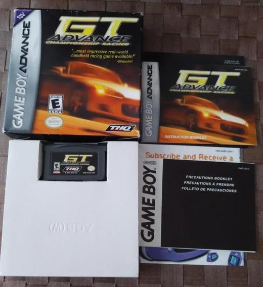 Gt Advance Championship Gba Game Boy Advance - Original