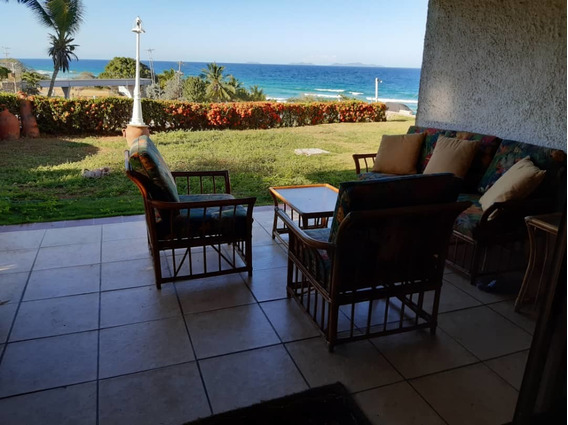 Terrazas De Guacuco Vista Al Mar Frente A La Playa