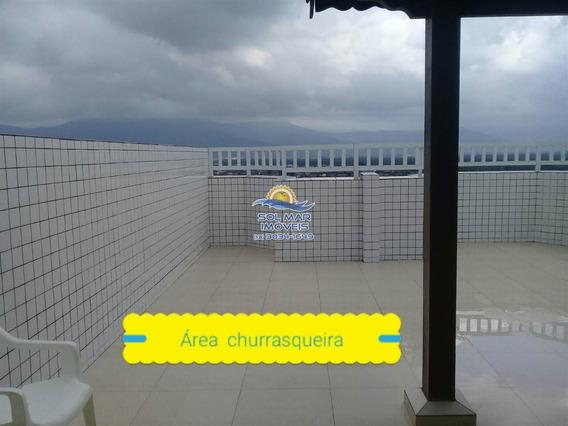 Apartamento Kitnet Com Elevador-tupi-praia Grande - Sm12