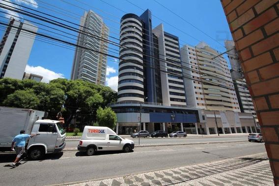 Sala Comercial Duplex, Água Verde, Curitiba Pr. - Sa0007