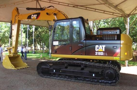 Escavadeira Cat 318/320 D2l 2019 Okm