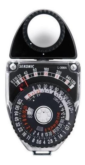 Fotômetro/lightmeter Sekonic L-398a - Baixei O Valor!!!