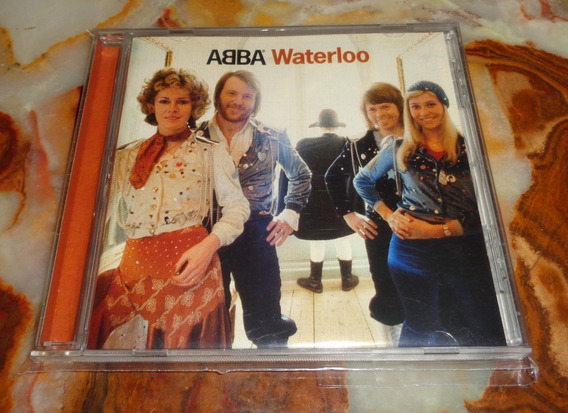 Abba - Waterloo - Cd Eu
