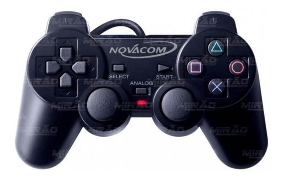 Controle Joystick Playstation 3 Ps3/pc/rpi3 Usb Dualshock