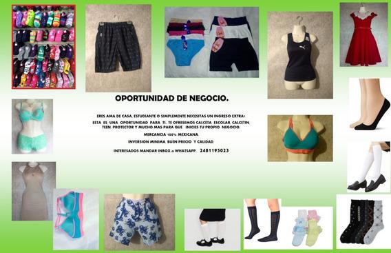 Calcetas, Ropa Y Mucho Mas.