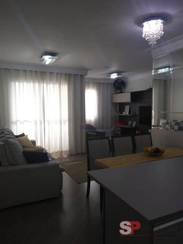 Imagem 1 de 20 de Apartamento Com 1 Dormitório À Venda, 66 M² Por R$ 478.000,00 - Vila Guilherme - São Paulo/sp - Ap1003