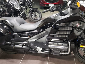 Honda Goldwing 1800 F6b 2015 Impecable
