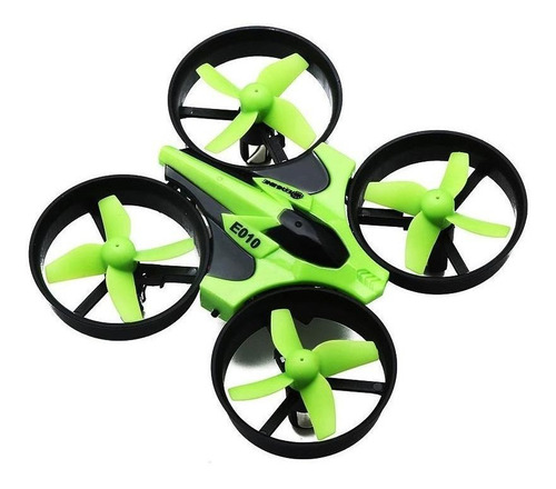 Mini drone Eachine E010 green
