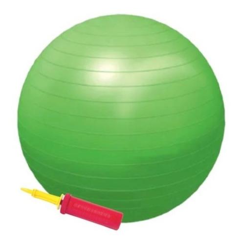Bolas De Pilates - 75 Cm  + Bomba - Anti Burst - Promoção