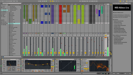 Ableton9.2.2+soundpack+sessiondrums+essentinstruments2-50gb