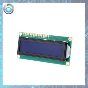 Display Lcd 16x2 Backlight Azul Arduino Nodemcu