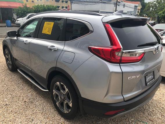 Honda Cr-v Exl 2017