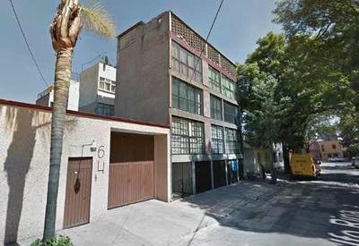 Departamento De Remate Hipotecario En La Colonia Tacuba