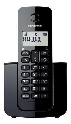 Imagen 1 de 2 de Teléfono inalámbrico Panasonic KX-TGB110 negro