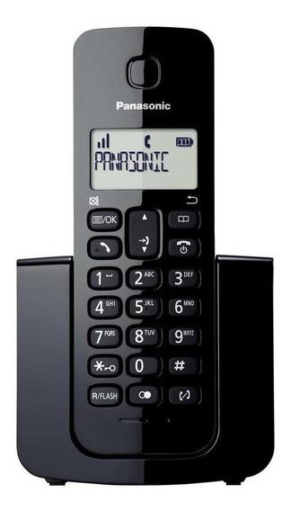Teléfono inalámbrico Panasonic KX-TGB110 negro