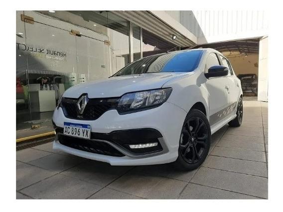 Renault Sandero 2.0 Rs 2018 $790000 Y Ctas (gm)