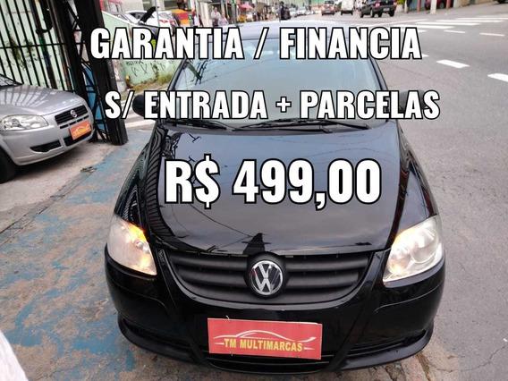 Volkswagen Fox 1.0 Vht Trend Total Flex 3p 1544 Mm 2010