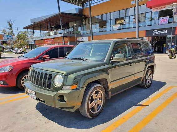 Se Vende Jeep Patriot En Excelentes Condiciones Todo Pagado