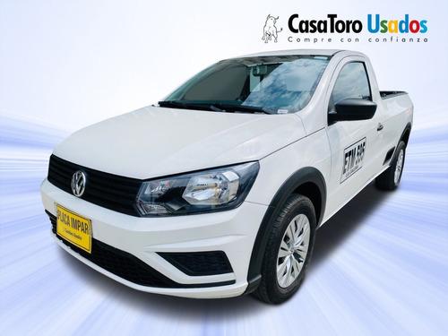 Volkswagen Saveiro Cabina Sencilla 2019 1600cc