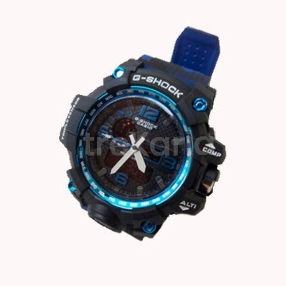 Relógio Pulso G-shock Analógico E Digital Resistente À Água!