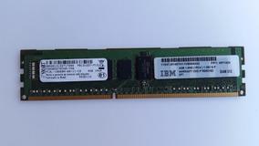 Memoria Smart P/ Servidores 4gb Ddr3 10600r 1rx4 C/ Garantia