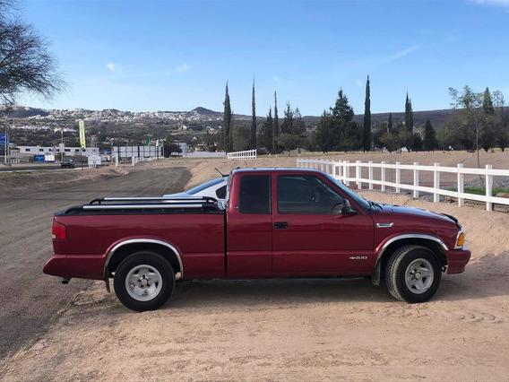 Chevrolet S-10 Versión Ls