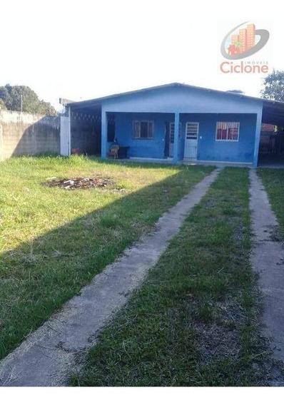 Casa Com 2 Dormitórios Para Alugar, 85 M² Por R$ 600/mês - Estância Balneária De Itanhaém - Itanhaém/sp - Ca0775