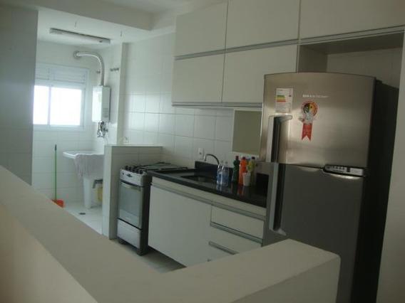 Apartamento Com 3 Dormitórios Para Alugar, 77 M² Por R$ 2.600,00/mês - Ponta Da Praia - Santos/sp - Ap3906
