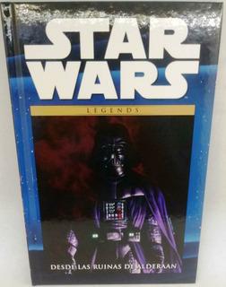 Star Wars Legends Nº 02 Desde Las Ruinas De Alderaan