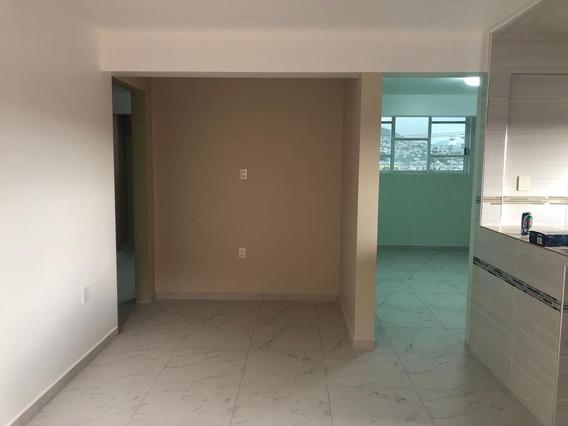 Se Renta Departamento En Chimalhuacán