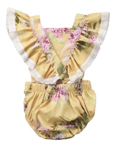 Hermoso Vestido Pañalero Para Bebe + Envio Oferta B25