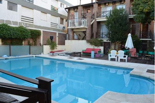 Excelente Apart Hotel -piscina - Solarium - Cancha De Padle - Gimnasio - Sala De Juegos -