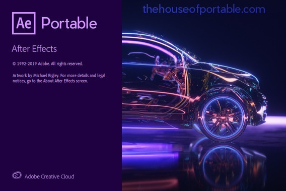 Adobe After Effects Portable!
