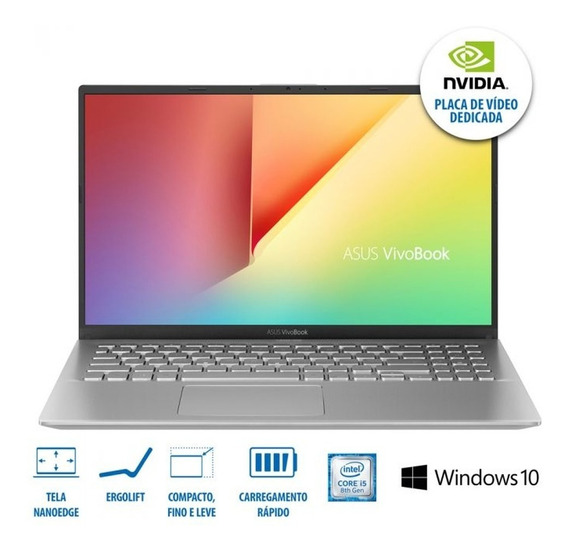 Notebook Asus X512fj-ej226t I5 8265u 8gb 1tb Mx230 Vitrine 1