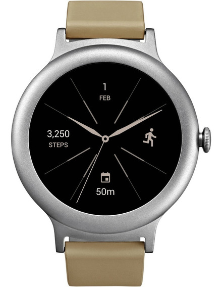 Lg Watch Style, Smartwatch, Rose Gold.