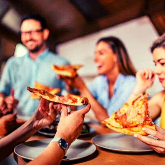 Pizza Pernil Mexican Party Catering Cumpleaños Fiestas Caba
