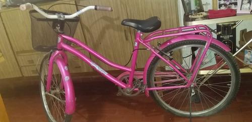 Bicicleta Paseo Dama R24