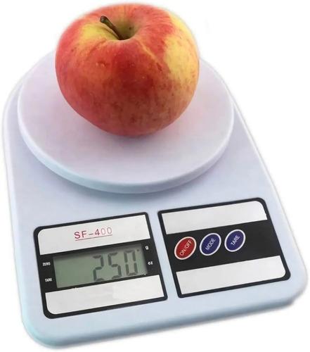 Báscula De Cocina Digital De 1g-5kg Con Batería