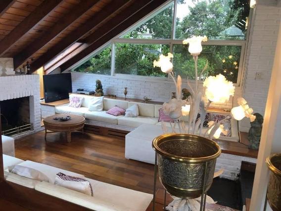 Casa Muy Calida En Venta En Miraflores Country Club 6 Dorms Y Piscina