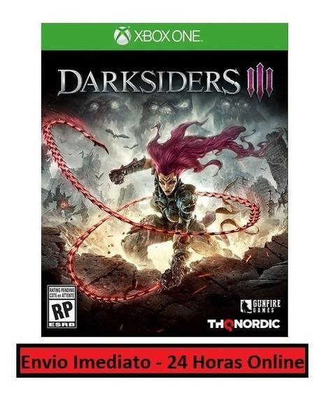 Darksiders 3 Jogo + Todas Dlc