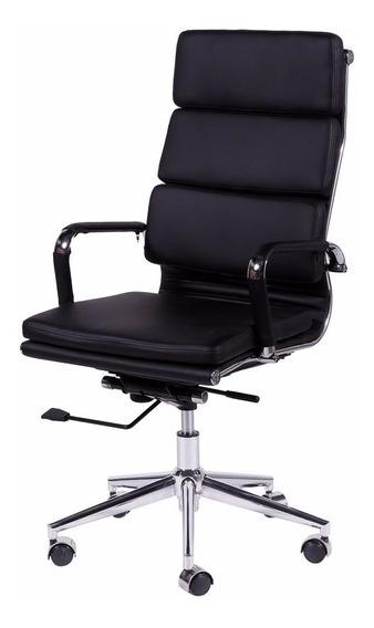 Cadeira Office Escritório Soft Rodízio Or Design 3304 Alta