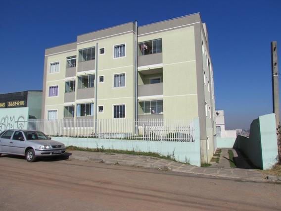 Apartamento 2 Quartos, 1 Vaga Garagem Coberta, Atuba Colombo