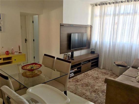 Apartamento Com 2 Dormitórios À Venda, 89 M² Por R$ 199.000 - Capim Macio - Natal/rn - Ap6145