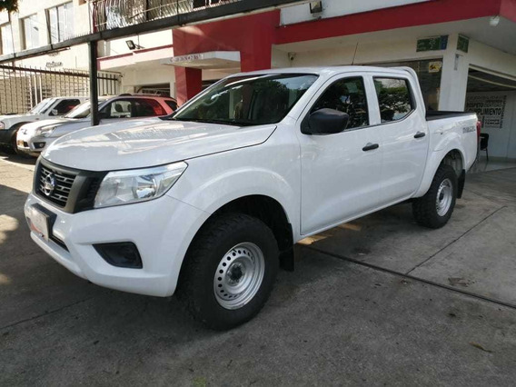Nissan Frontier Doble Cabina 2020 Mec 4x4 Diesel 2.5
