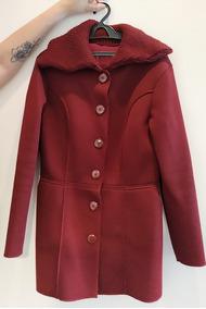 Casaco Blusa De Frio Vermelha