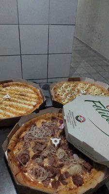 Pizzas Top De Linha