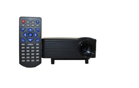 Portátil Mini Proyector 640 X 320 Píxeles.1080 P