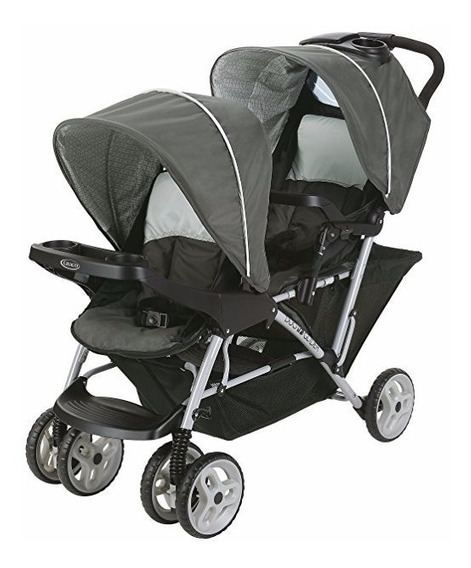 Cochecitos Bebes Doble Hermano Graco Duoglider Babymovil