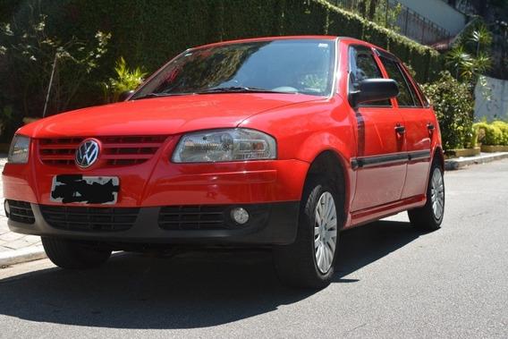 Volkswagen Gol G4 1.0 8v City Total Flex 5p 2007 Com Direção