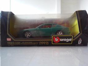 Carro De Coleccion Ferrari 455 Gt 1992 Marca Burago